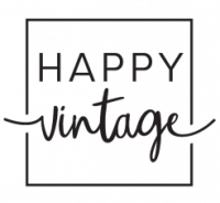 logo happy vintage