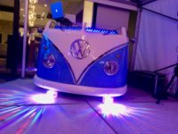 VW DJ Booth