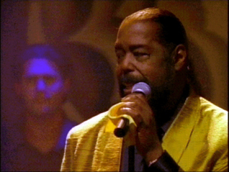 barry white lover walrus